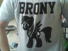 Brony shirt by TheDepressedBrony