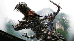Optimus and Grimlock ^_^ by ArielPax
