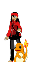 Me as a Pokemon Trainer by BrigadierBenchpress