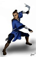 Sokka by missmands
