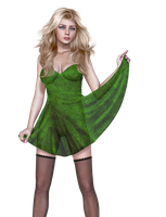 Female 28 PNG Stock by Jumpfer-Stock