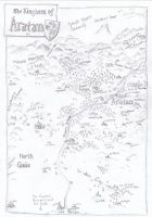 Map of Aratan by dashinvaine
