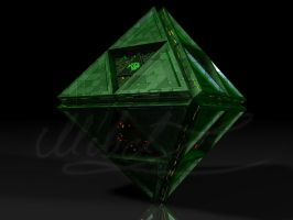 Dataoctahedron by WOMDeimos