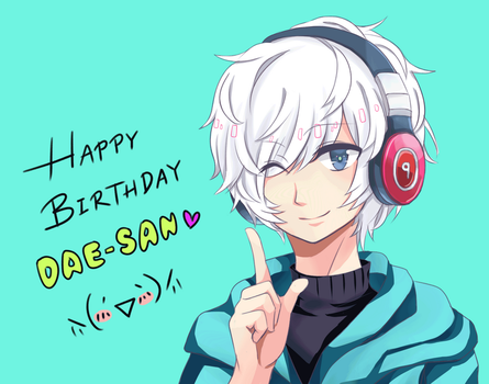 Happy Birthday Dae-San! by lllRaRes0uLlll