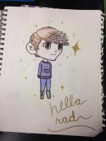 Hella Rad by rhuined-dream-eater