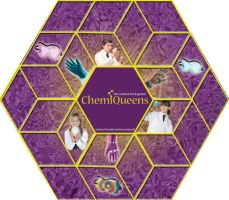 ChemiQueens Hexagon Box by ruggala08