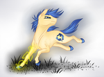BRAD - Flash Sentry by Wolframclaws