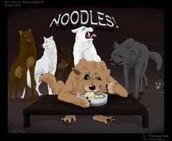 Contest Prize 4 - NOODLES by SumikoOneeSan