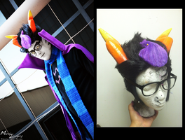 Eridan Wig 2.0 by Phantom-Shadow