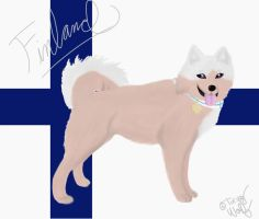 Inutalia- Finland by TorreyWolf