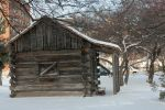 Snowy Cabin 7 by sd-stock
