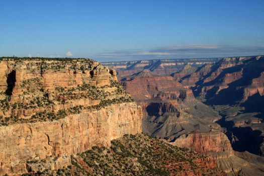 Grand Canyon by Haufschild