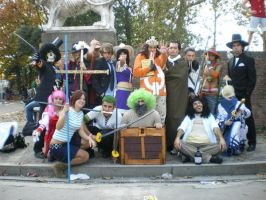 Gruppone One Piece Lucca 2008 by reKAYOH