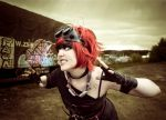 Embrace Madness - Post Apocalyptic by Mitternachto