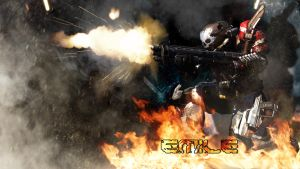 Halo Reach - Emile Wallpaper by Vito-ADP