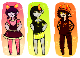 fantroll adoptables 3 -CLOSED AUCTION- by Calallini