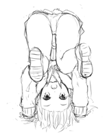 Upside-down by 53C