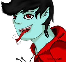 Marshall Lee by ChikkieFace449