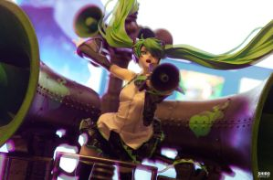 AOI 02: GSC HATSUNE MIKU: LOVE IS WAR VER DX by Shiro169