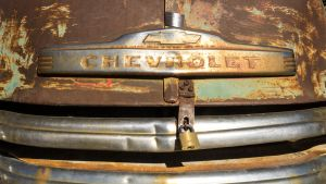 New Mexico Chevy truck by BigBlueSkyFotos