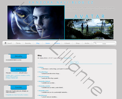 Avatar layout v5 by luculi