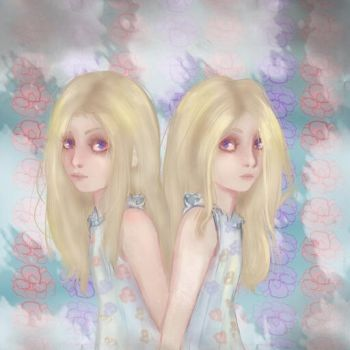 Twins by DeeNII