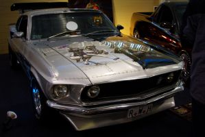 2 Face Mustang by godwantsudead