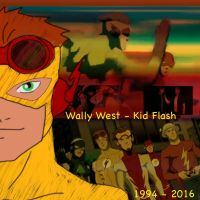 [Young Justice] Kid Flash [1994-2016] by RicePoison