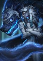 Kindred The Eternal hunter by Zamberz