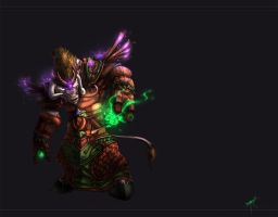_Druid by drak