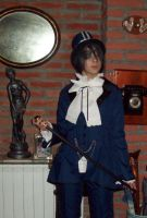 Ciel Cosplay by Luciph