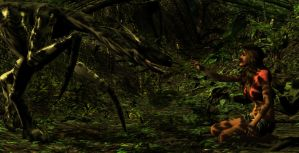 The Enchanted Woods by LordXarnor
