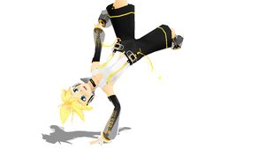 MMD Append Len Ver.1.1 DL by Kanahiko-chan