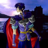 Prince Marth of Altea by VesteNotus