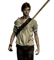 Thomas Sangster as Newt PNG by LulithaBrito