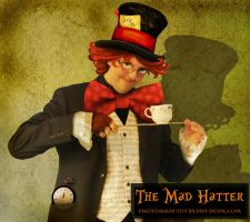 The Mad Hatter by PsdDude