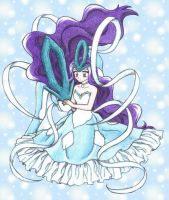 Suicune Princess by chikorita85