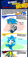 Ultimate Sonic memenesss by Fly-Sky-High