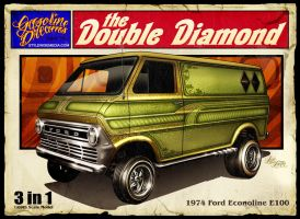 The Double Diamond 74 Econo by FlossHogg