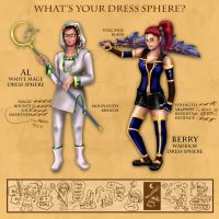 what's your dress sphere by red3erry