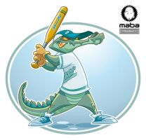 Gator-Hitter by MabaProduct