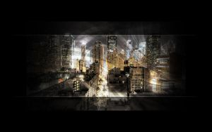 New York City in Motion by jix