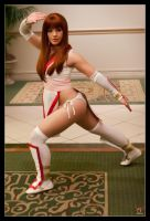 Kasumi Martial Arts Stance by HollyGloha