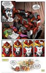 [TF] Which Sparky? [MTMTE] by SolarGirlMina