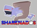 Sharknados Wiffle Ball Team Logo by Terry-Mosier