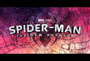 Spider-man The New Avenger Title Card by MrPacinoHead