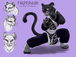 Nightshade by Moolallingtons