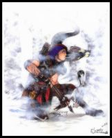 Cold Hunt by DeathRage22
