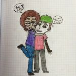 Vey-kun's antisepticeye by Germanylover13