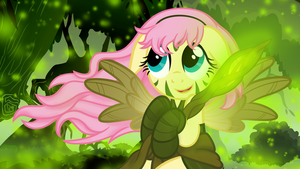 Fluttershy - Worldwaker by Beavernator
